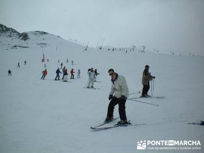 squí Baqueira - Aprende a esquiar; bosque de irati; castillo de coca